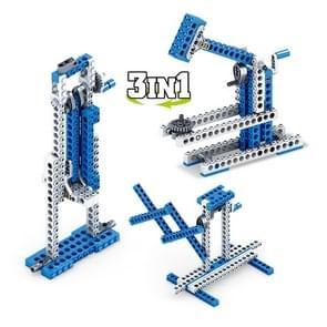 KY1001-3 Werktuigbouwkunde Geassembleerd Bouwstenen Kinderen Puzzel speelgoed