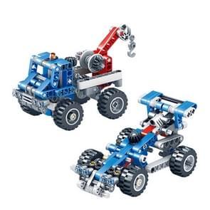 KY1010-1 Werktuigbouwkunde Geassembleerd Bouwstenen Kinderen Puzzel speelgoed