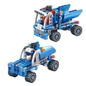 KY1010-4 Werktuigbouwkunde Geassembleerd Bouwstenen Kinderen Puzzel speelgoed