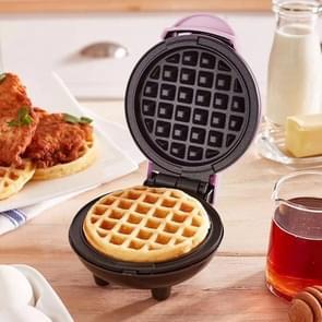 Mini Waffle Pan Electric Baking Pan Household Children Baking Cake Machine