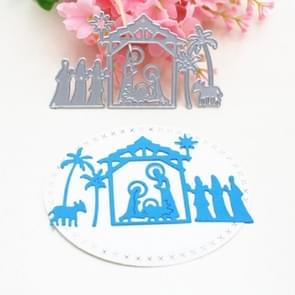 House Cutting Knife Die Cutting Book Album Greeting Card Metal Embossing Mold