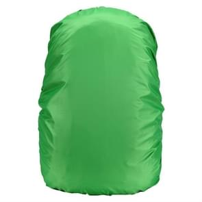 35L Adjustable Waterproof Dustproof Backpack  Rain Cover Portable Ultralight Protective Cover(Green)