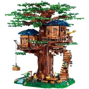 Tree House Educational Toy Assembling Building Blocks 3117 PCS(6007)