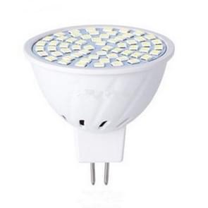 Spotlight kunststof Corn Light huishoudelijke energiebesparing SMD kleine lichte Cup LED Spotlight  aantal lamp kralen: 48 kralen (MR16-wit)