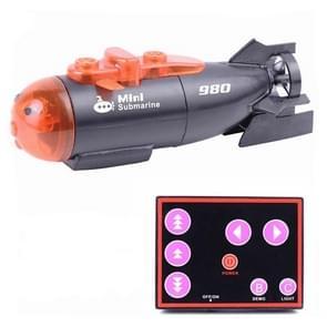 Kleine Mini Afstandsbediening Submarine AFstandsbediening Boot Kinderen Nieuwigheid Zomer water Speelgoed