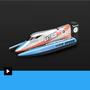 Innovatieve Mini Afstandsbediening Boot (Blauw)