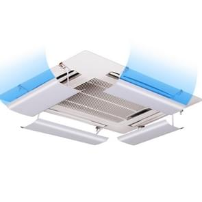 112cm Single Piece Central Air Conditioning Wind Deflector Shield Air-Conditioning Anti Direct Blowing Wind Deflector Board