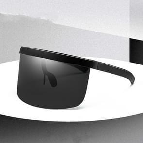 Large Frame Full Protection Outdoor Boy & Girl Zonnebrillen UV-proof Baby zonnebrillen  Frame kleur: Black Frame