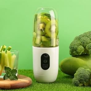 Mingdian Portable USB Oplaadbare Juicer Mini Juice Cup (Wit)