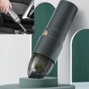 Ultra-lange Standby Handheld Mini Car Stofzuiger Home Wireless Cleaner (Grijs)