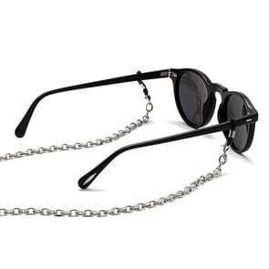 Rock Style Roestvrijstalen Bril Ketting Oortelefoon Anti-verloren Ketting Multifunctionele Slijtage Keten