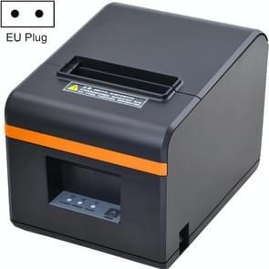 Xprinter XP-N160II Thermische Ticket Printing Machine Bluetooth Receipt Printer  Style:EU Plug(Orange)