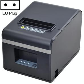 Xprinter XP-N160II Thermische Ticket Printing Machine Bluetooth Receipt Printer  Stijl:EU Plug(Grijs)