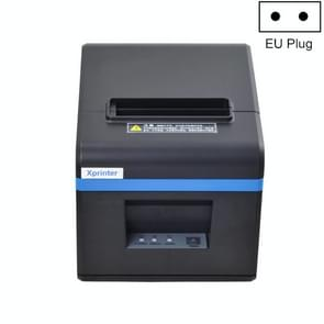 Xprinter XP-N160II Thermische Ticket Printing Machine Bluetooth Receipt Printer  Style:EU Plug(Blue)