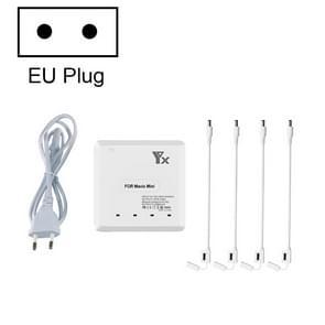 Voor DJI Mavic Mini Charger Battery USB 6 in 1 Hub Intelligent Battery Controller Charger  Plug Type:EU Plug