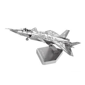 3 PCS 3D Metal Assembly Model DIY Puzzel  Stijl: J-20