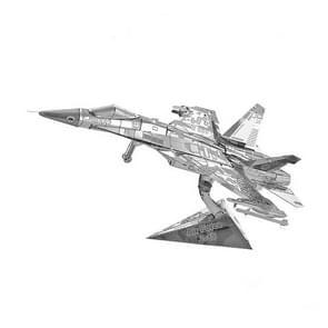 3 PCS 3D Metal Assembly Model DIY Puzzel  Stijl: J-15