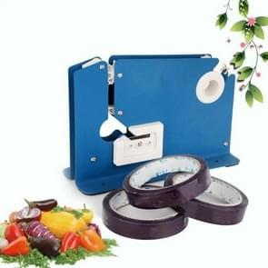 Commodity geweven zak tape koppelverkoop machine supermarkt Supermarkt Fruit Shop Winkel Speciale Tape Machine
