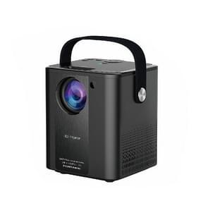 C500 Portable Mini LED Home HD Projector  Style:Basic Version(Black)