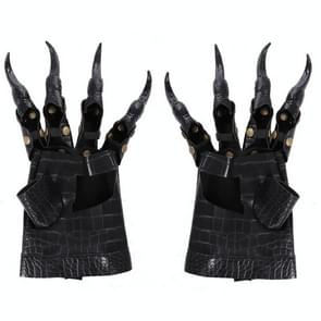 Halloween Carnival Ball Props Accessoires Cosplay Dress Up Handschoenen Dragon Claw
