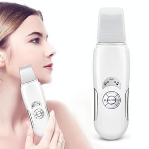 Beauty Star Ultrasonic Face Skin Scrubber Facial Massage Machine Anion Skin Deep Cleansing Peeling Face Lift Scrubber EU Plug