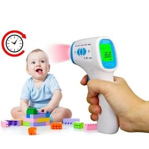 TF-600 Baby Thermometer Digital Body Temperature Fever Measurement Forehead Non-Contact Infrared LCD IR Thermometer