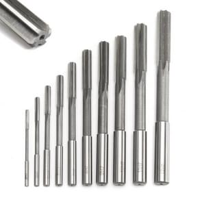 10 PCS 3-12mm HSS Machine Reamer Set H7 Straight Shank Milling