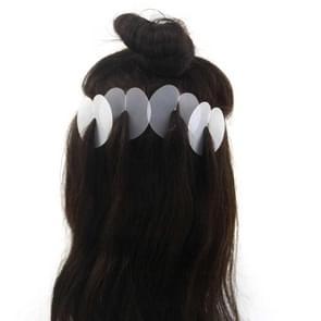 10 stuks met schaal anti-scalding hair extensie pruik haar uitbreiding isolatie film