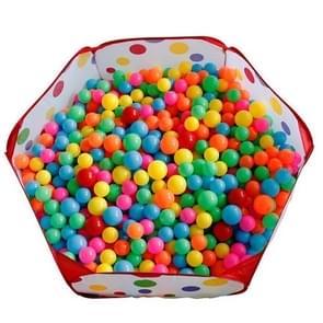 3Delig opvouwbare Toy Tent kleurrijke ballen bal buiten spel voor de kinderen kinderen