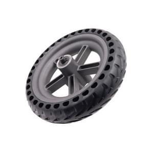 8 5 inch Voor Xiaomi Mijia M365 Elektrische Scooter Accessoires Wielbaas Wielband Geïntegreerde 5 Hole Honeycomb Solid Wheel Tire (Wielband + Wielframe)(Wielband + Wielframe)