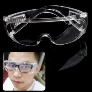 Duidelijke ontlucht veiligheidsbril oog bescherming beschermende Lab Anti Fog bril