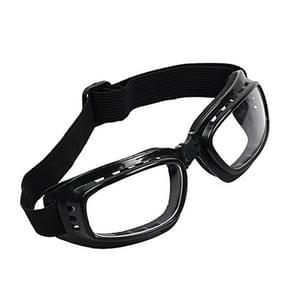 Opvouwbare veiligheid Goggles Ski Snowboard motorfiets brillen glazen oogbescherming