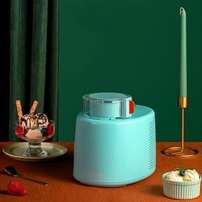 Huishouden Kleine Automatische Fruit Yoghurt Kinderen Ijsmachine  CN Plug (Nice Green)