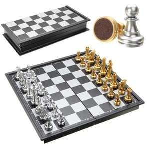 Plastic Lattice Folding Magnetic Chess Puzzle Board Game