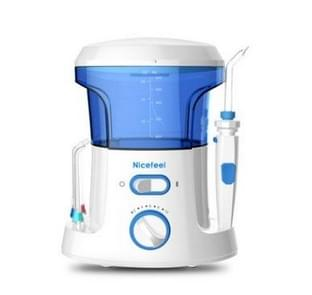Desktop Electric Teeth Washing Machine Water Flossing Oral Irrigator Set