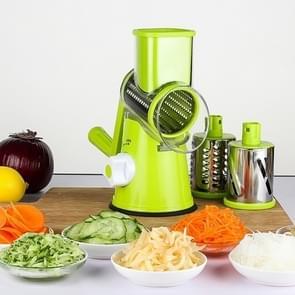 2 PCS Multifunctional Electric Fruit Vegetable Slicer Cutter Carrot Potato Cutting Machine Stainless steel Blade Salad Chopper