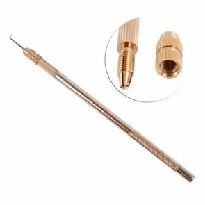 Hand Crochet For Wig Hair Replacement Special Crochet Hook For Weaving, Specification:3-4