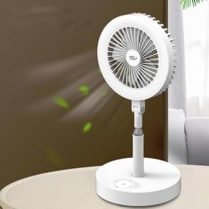 Home Fan Lamp Desktop Telescopische vloer multi-functie oplaadbare vullichtbeugel