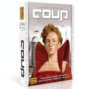 Coup English Version The Resistance Game Board Game Party Cards