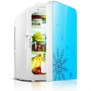 20L Auto verwarming en koeling kleine koelkast  specificatie: CN Plug  Stijl: Single-core (Blauw)