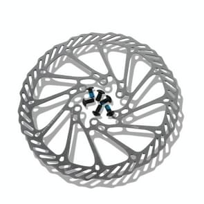 2 PCS Avid Fiets Remblokken Disc Six Nails Mountain Bike Disc Remblokken  Grootte:180mm  Style:G3