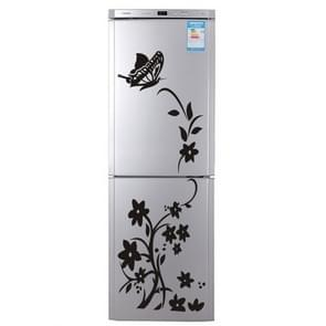 Creative Refrigerator Sticker(Black)