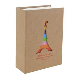 6 inch 200 vellen album interstitial album Commemorative boek (toren)