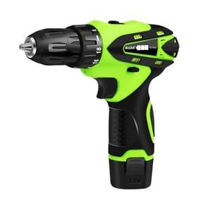 DZ033 12V Electric Screwdriver Lithium Battery Rechargeable Multi-function Cordless Electric Drill Power Tools EU Plug