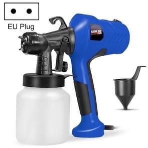 Draagbare hoge druk multifunctionele elektrische desindringspuit spuiten reinigingsspuiter  stekker: EU Plug(Blauw)