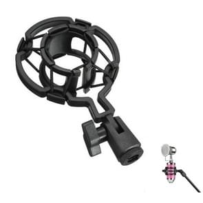 Microphone Clip Microphone Dedicated BM700/BM800 Condenser Wheat Plastic Shock Mount Mobile Phone Karaoke Recording