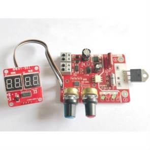 NY-D01 Spot Las machine control board aanpassing tijd huidige digitale display control board  model: 40A