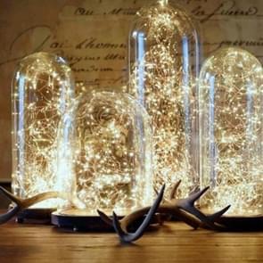 Kerstdecoratie licht koperdraad geleid string licht bruiloft slinger LED lampen kerstboom ornamenten