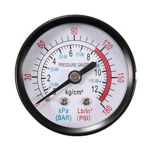 Y40 Axial Air Compressor Pneumatic Hydraulic Oil Pressure Gauge