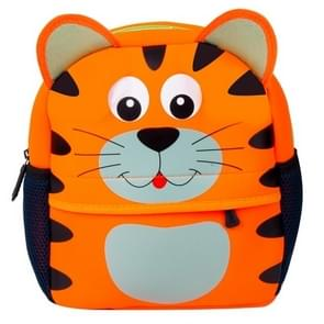 Cute Kid peuter Schoo zakken kleuterschool kinderen schooltas 3D Cartoon Animal Bag (Tiger)